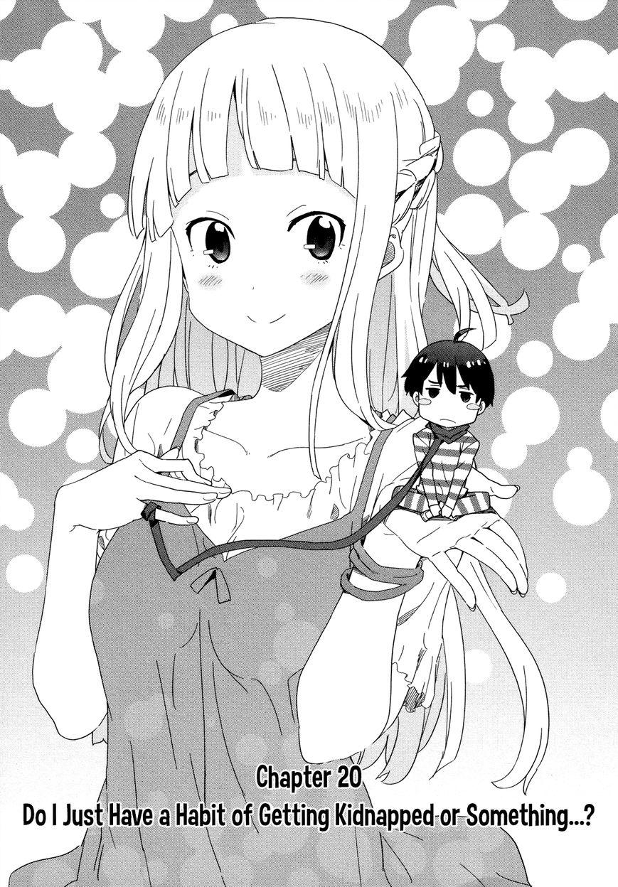 Saito-kun wa Chounouryokusha Rashii 20 Page 1