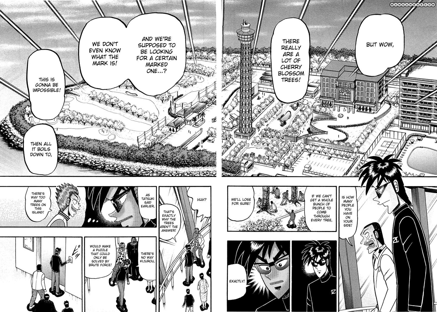 Tobaku Haouden Rei: Gyankihen 48 Page 2