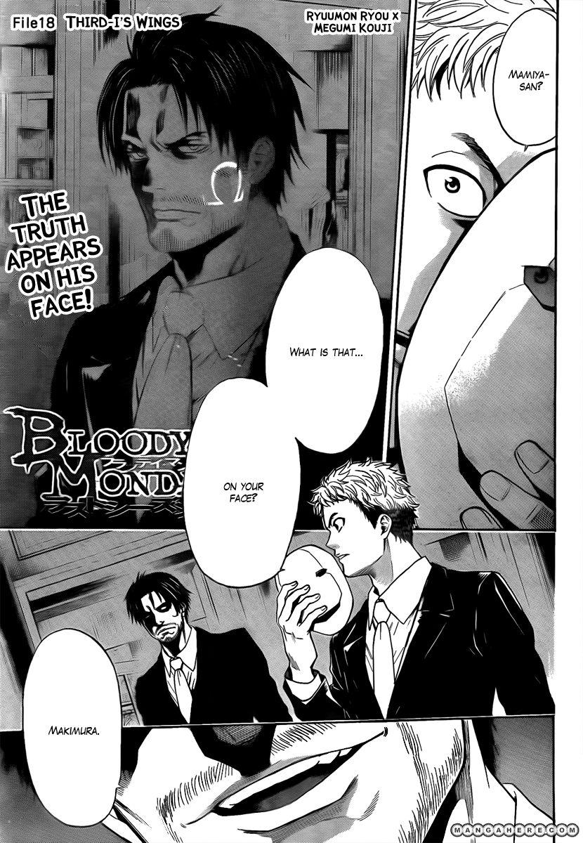 Bloody Monday Last Season 18 Page 1