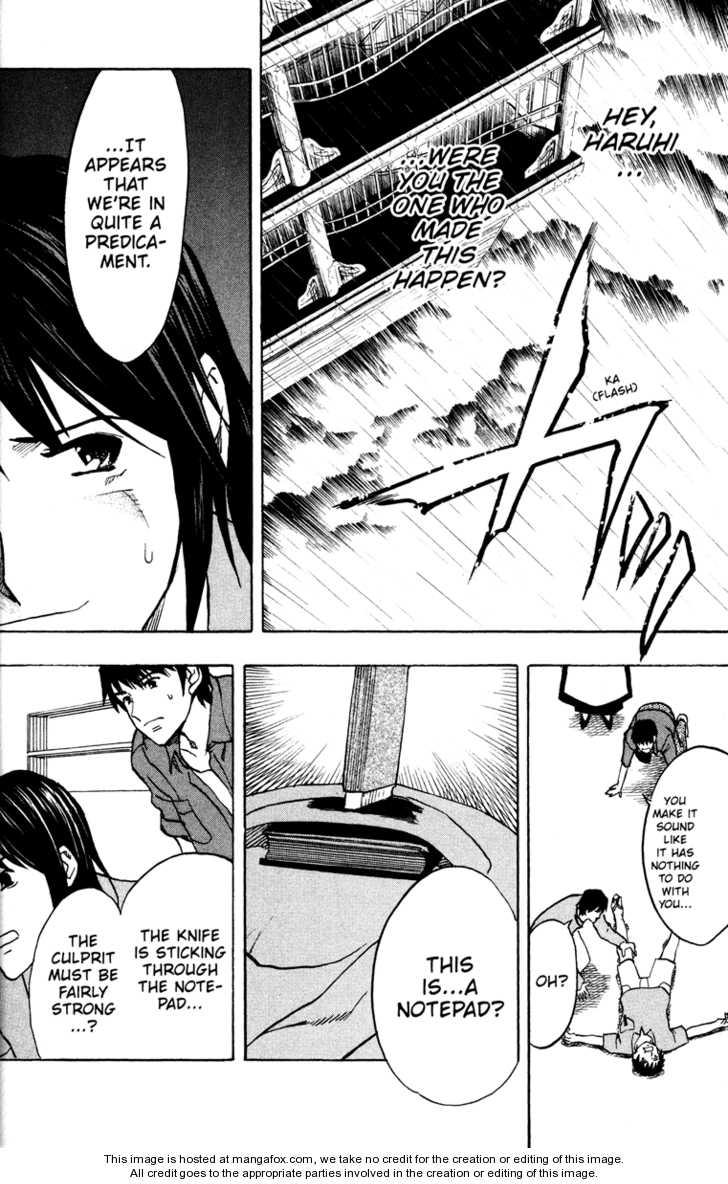 The Melancholy of Haruhi Suzumiya 19 Page 4