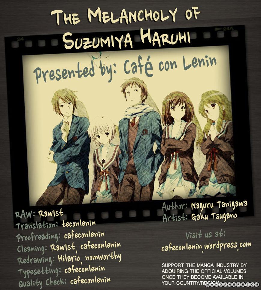 The Melancholy of Haruhi Suzumiya 76 Page 2