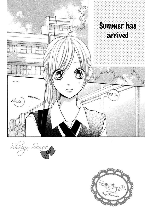 Hanagimi to Koisuru Watashi 11 Page 3