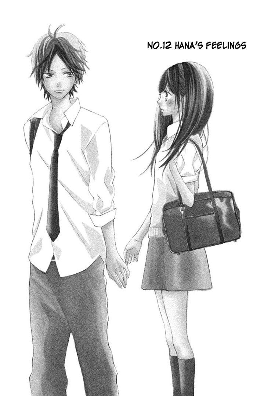 Hanagimi to Koisuru Watashi 12 Page 2
