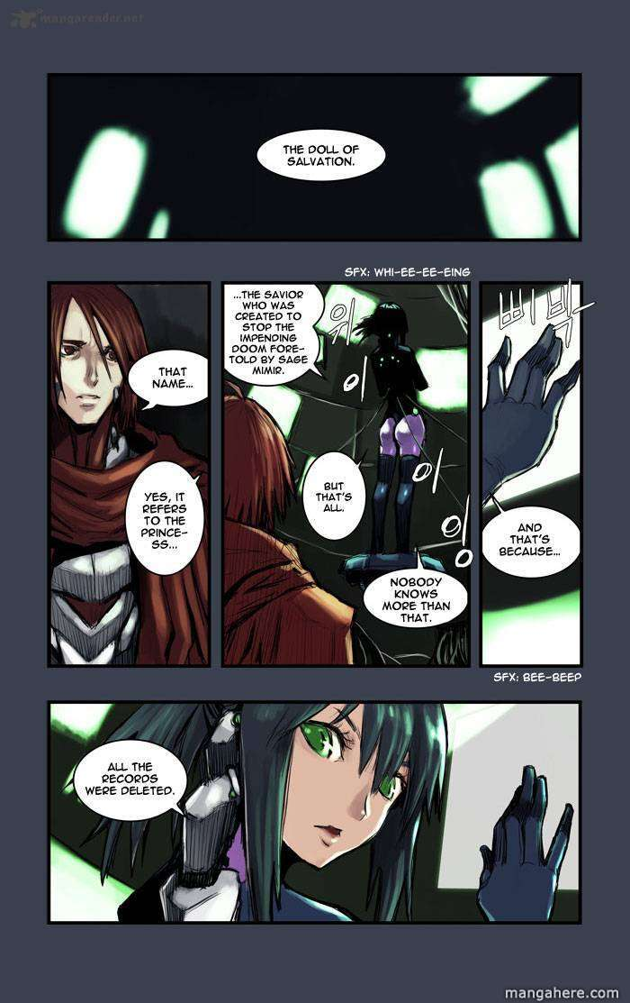 A Fairytale For The Demon Lord 4 Page 2