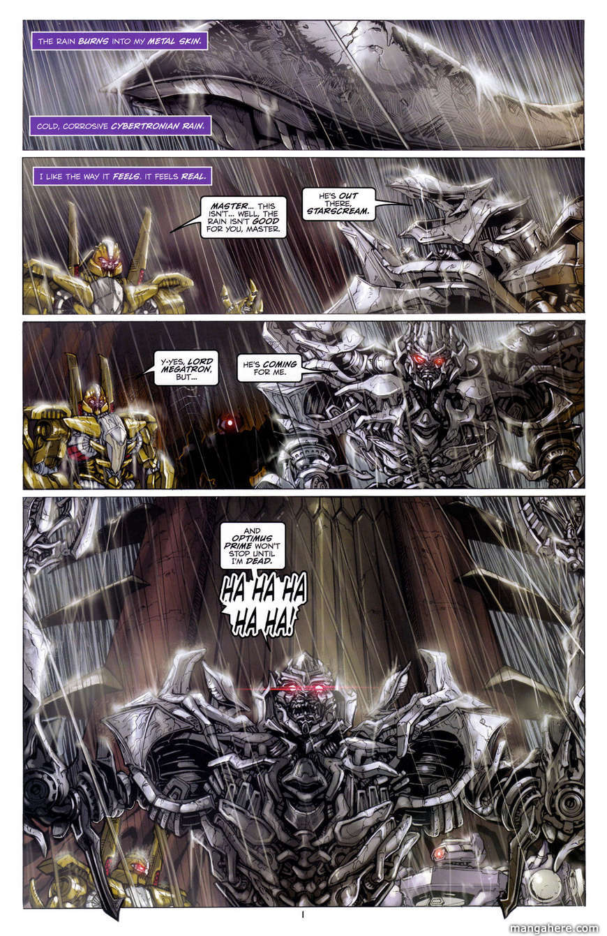 Transformers:Dark of the moon-Foundation 1 Page 3