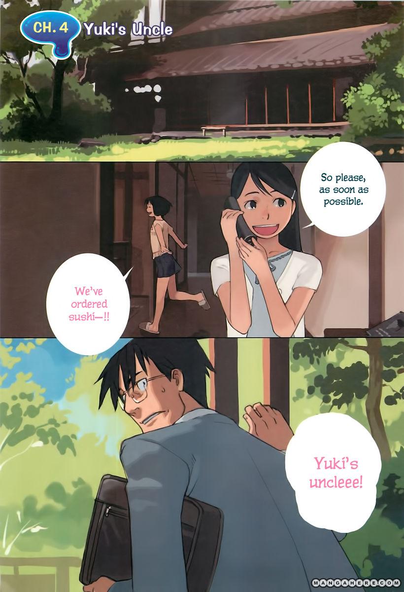 Yuru Yuru 4 Page 1