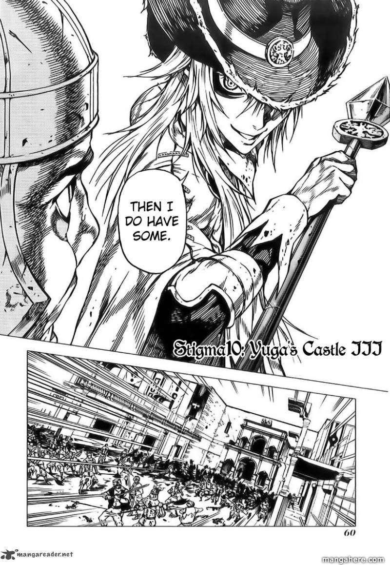 Kiba No Tabishounin The Arms Peddler 10 Page 3
