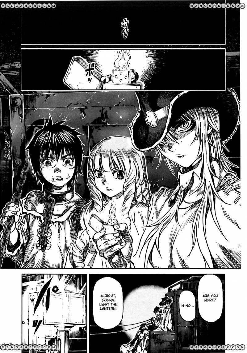 Kiba No Tabishounin The Arms Peddler 13 Page 1