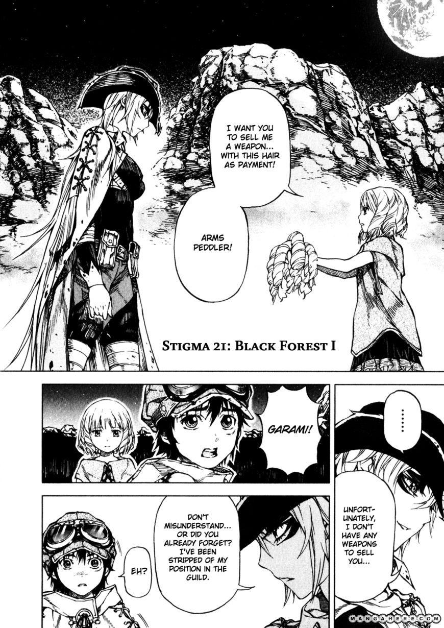 Kiba No Tabishounin The Arms Peddler 21 Page 2