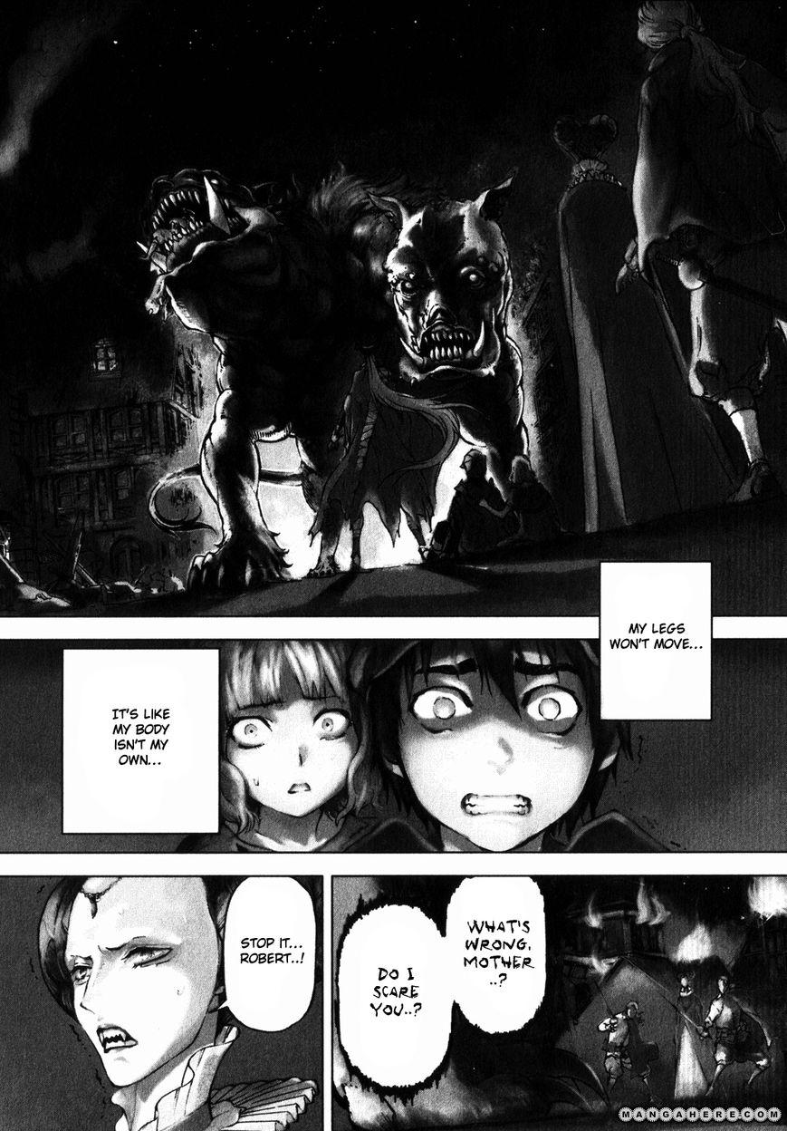 Kiba No Tabishounin The Arms Peddler 24 Page 1