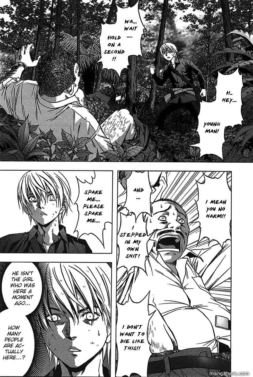 Btooom! 5 Page 2