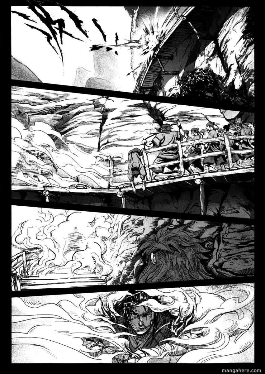 Blood and Steel 3 Page 3