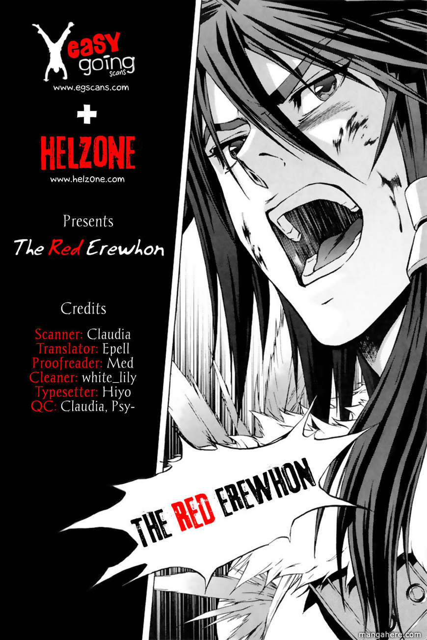 Red Erewhon 13 Page 1