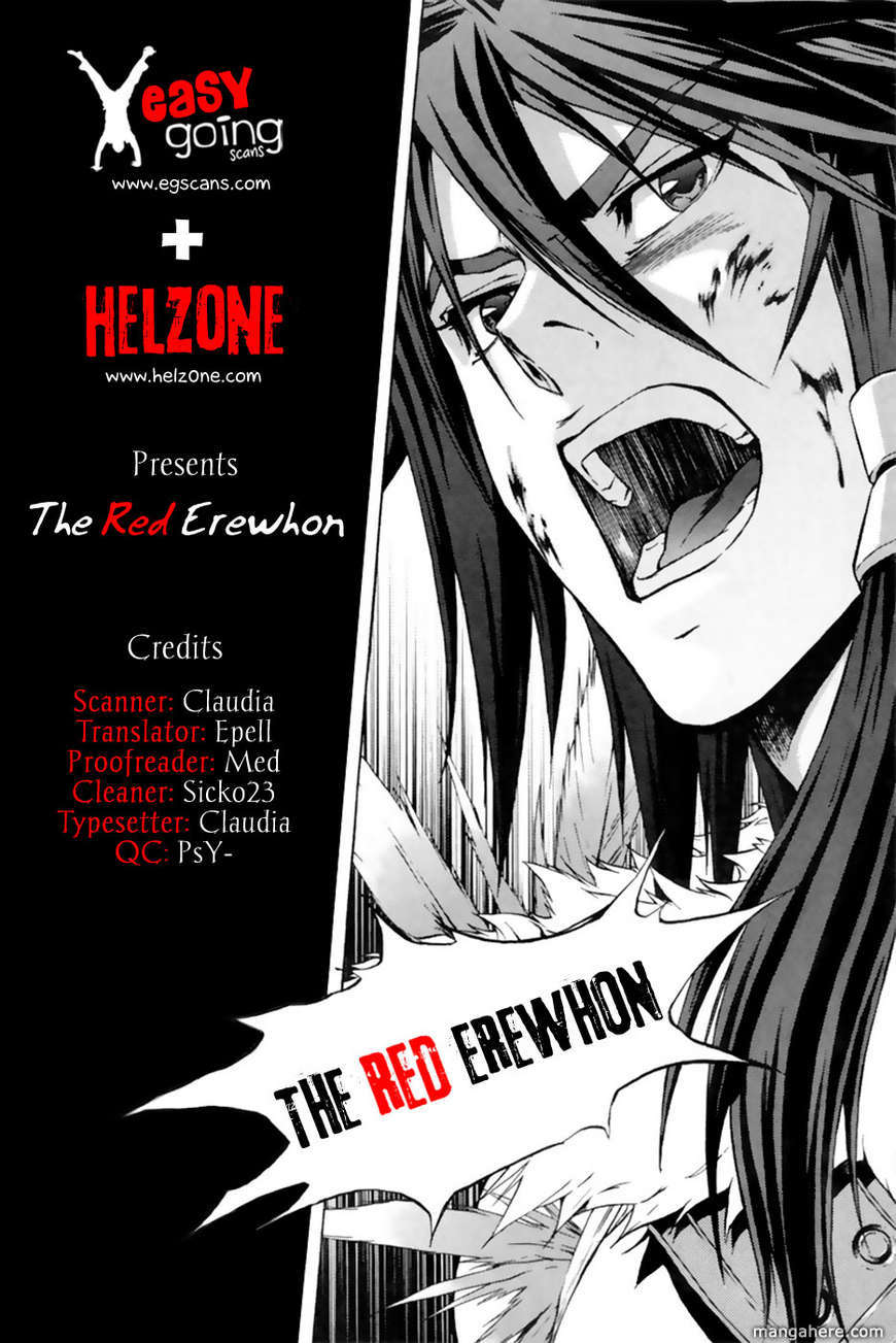 Red Erewhon 14 Page 1