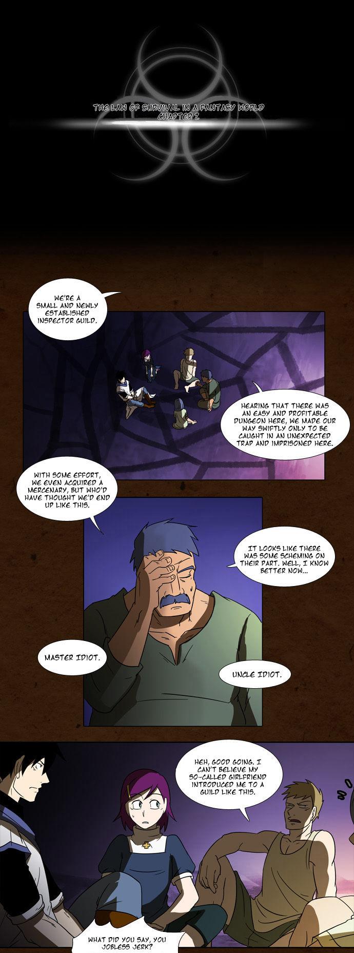 Fantasy World Survival 2 Page 2