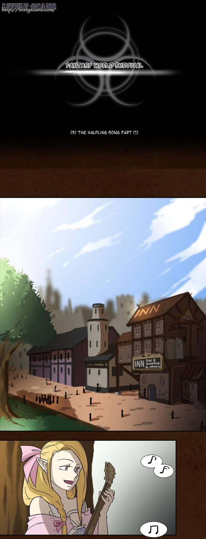 Fantasy World Survival 9 Page 2