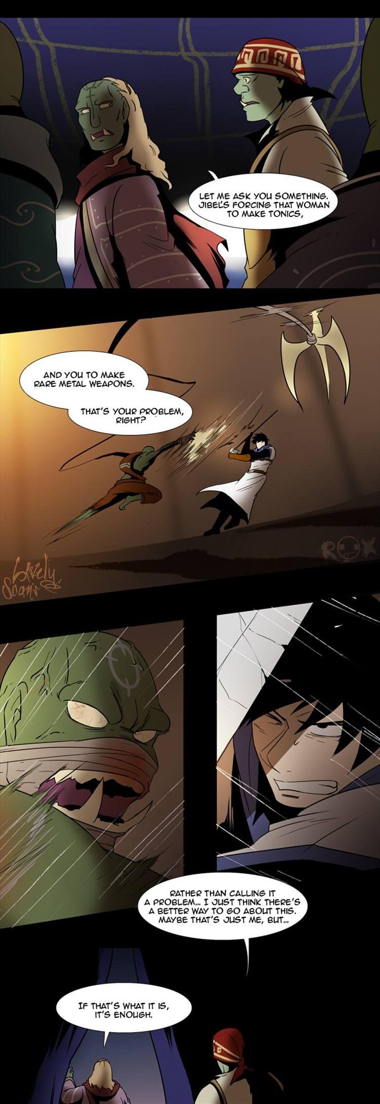 Fantasy World Survival 28 Page 2