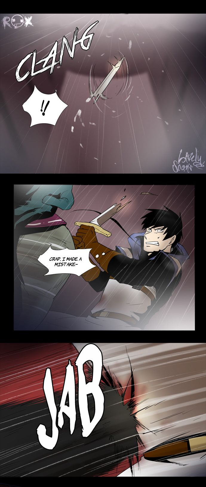 Fantasy World Survival 30 Page 2