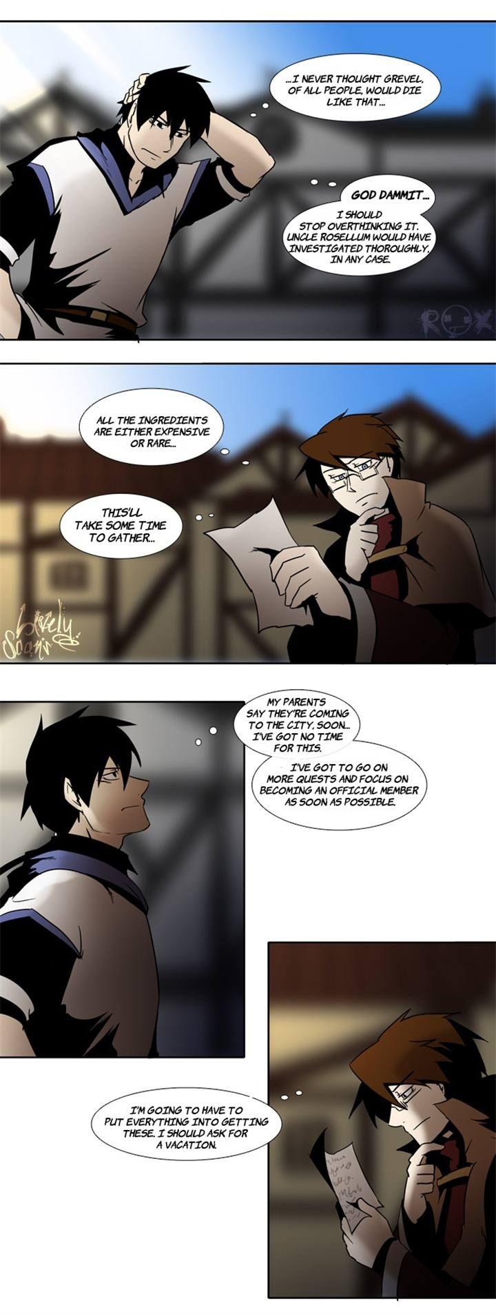 Fantasy World Survival 45 Page 2