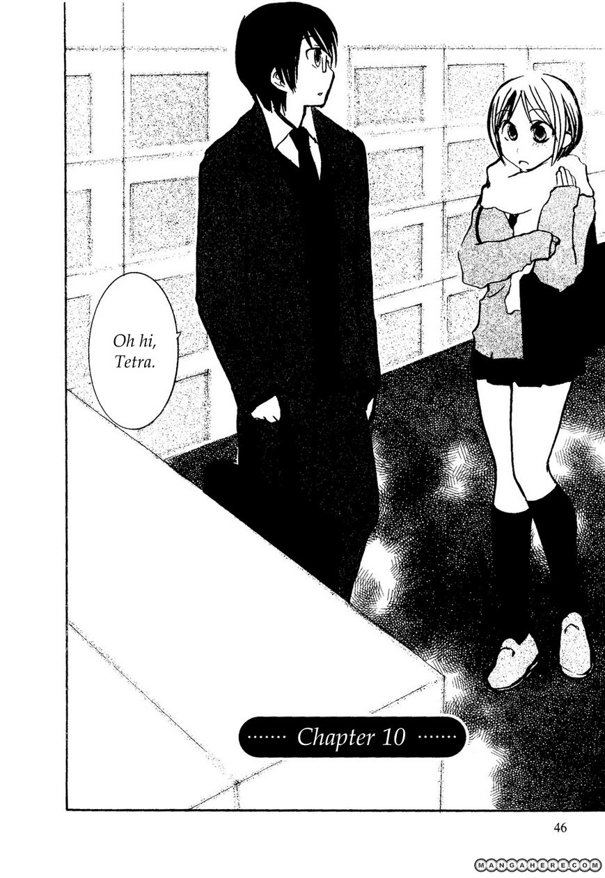 Suugaku Girl 10 Page 2
