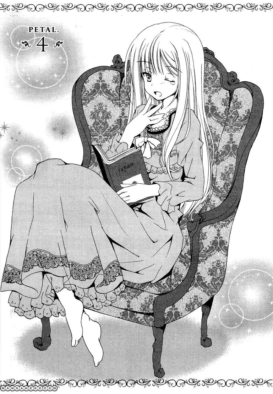 Ikoku Shoujo To Sumire No Hanataba 4 Page 1