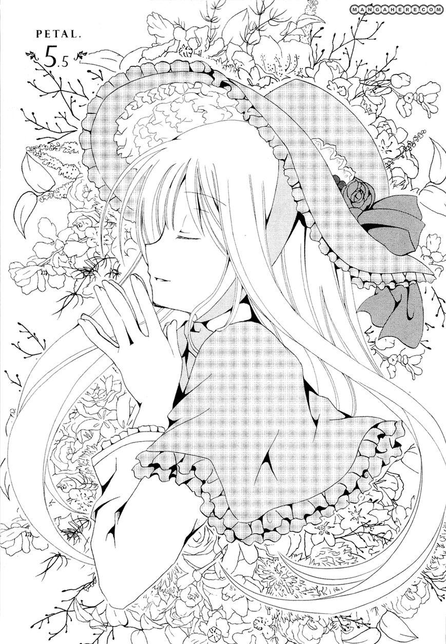 Ikoku Shoujo To Sumire No Hanataba 5.5 Page 2