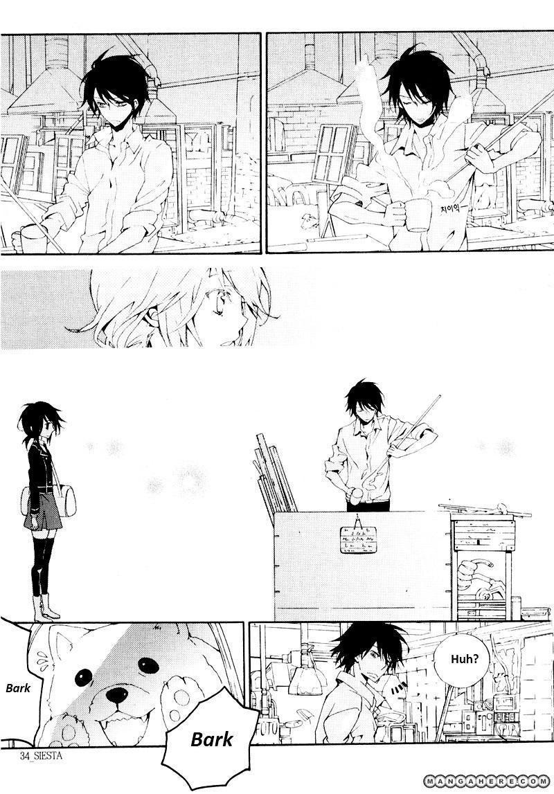 Siesta 28 Page 1