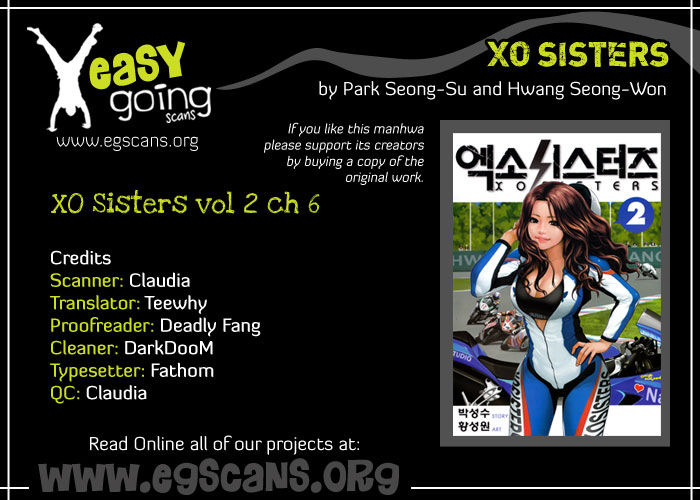 Xo Sisters 6 Page 1