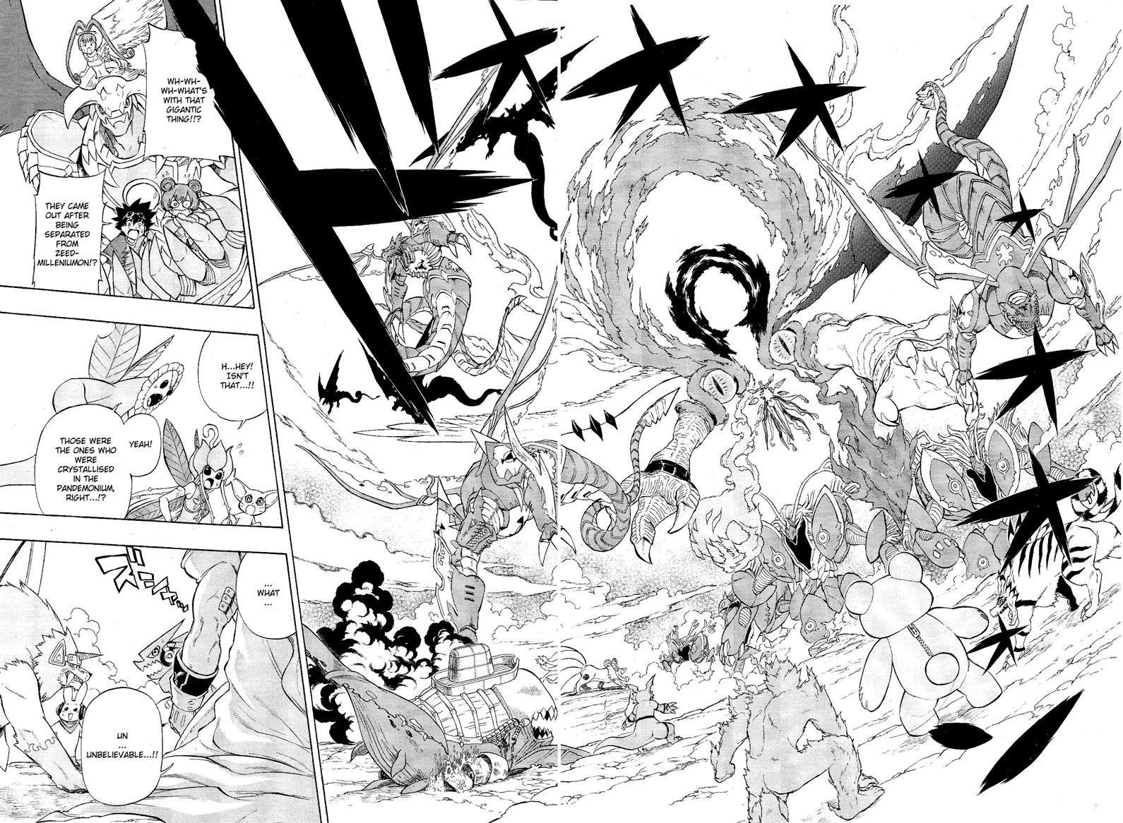 Digimon Cross Wars 21 Page 3