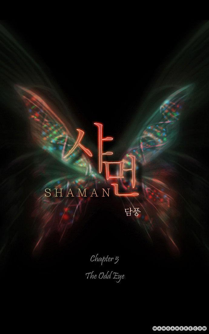 Shaman 5 Page 2