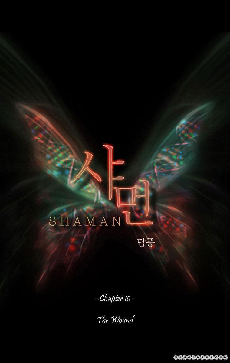 Shaman 10 Page 2