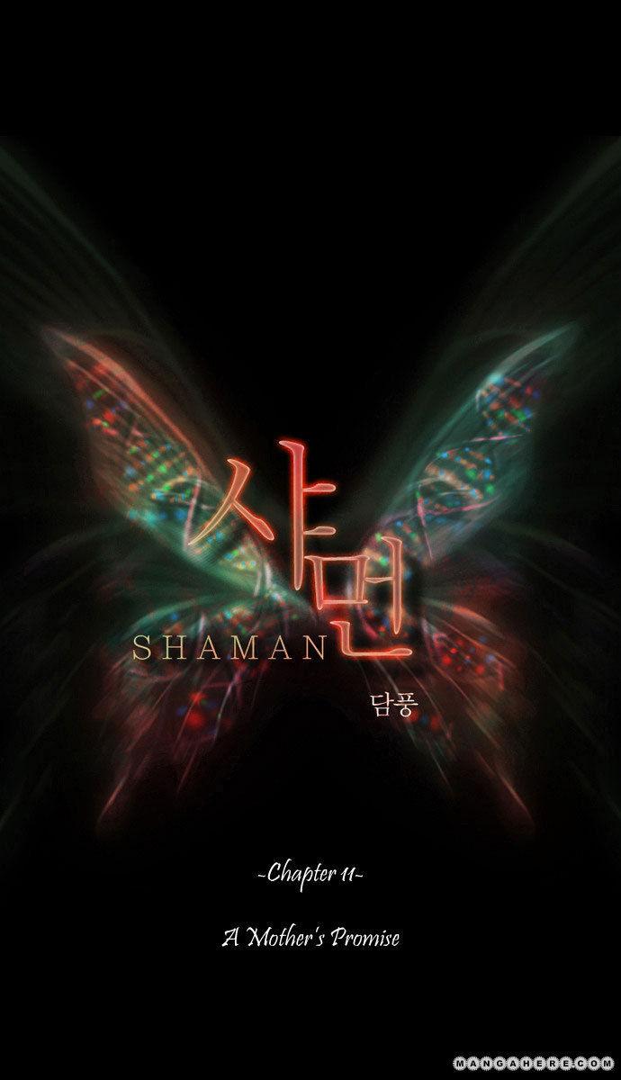 Shaman 11 Page 2
