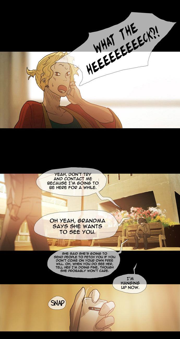 Shaman 13 Page 3