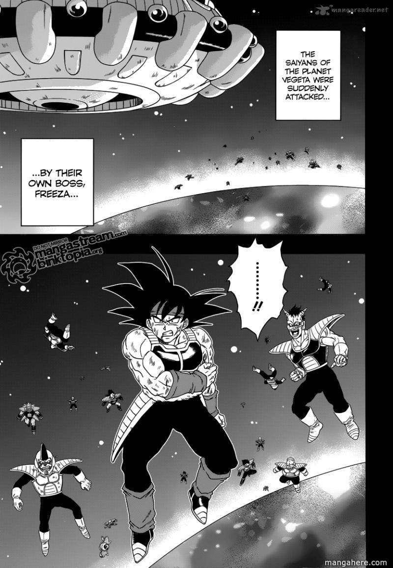 Dragon Ball Episode Of Bardock 1 Page 2