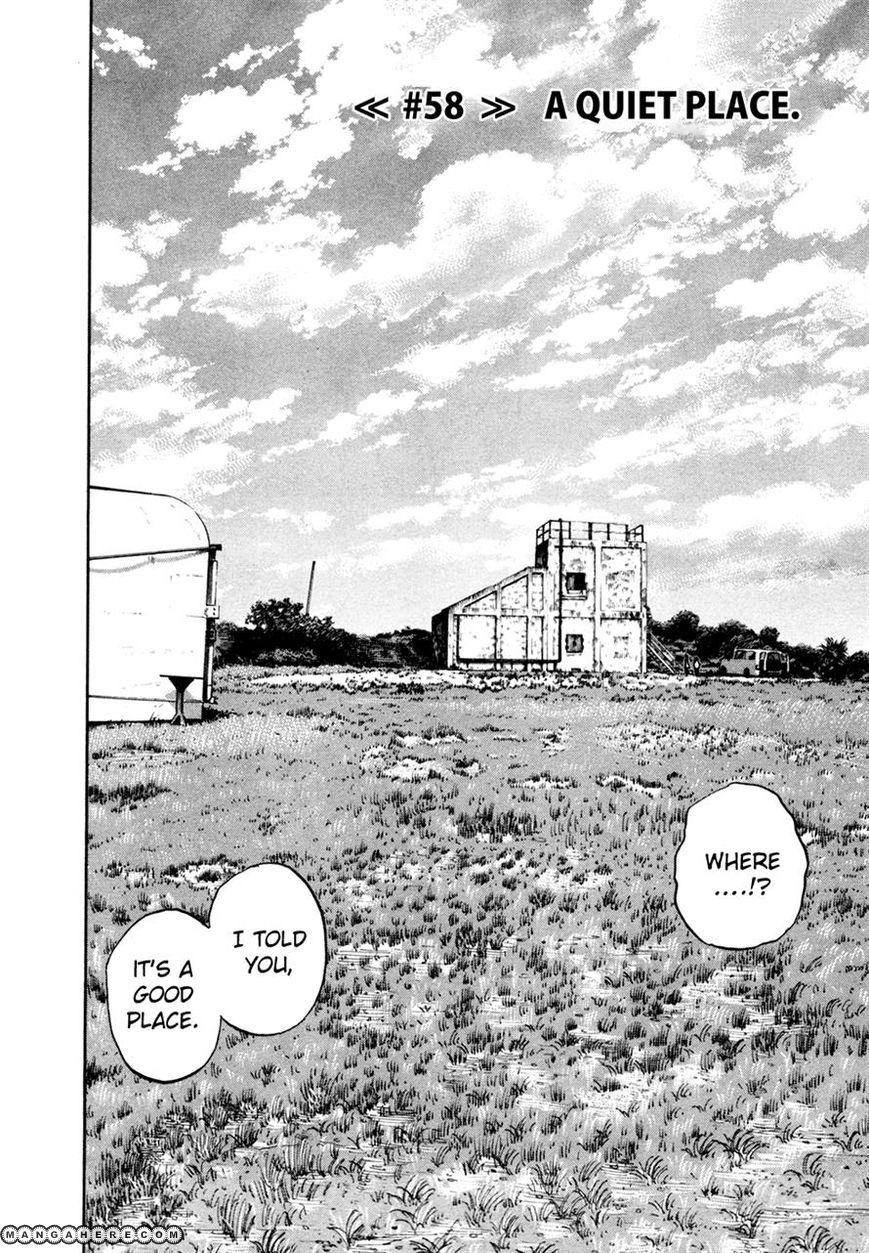 Uchuu Kyoudai 58 Page 2