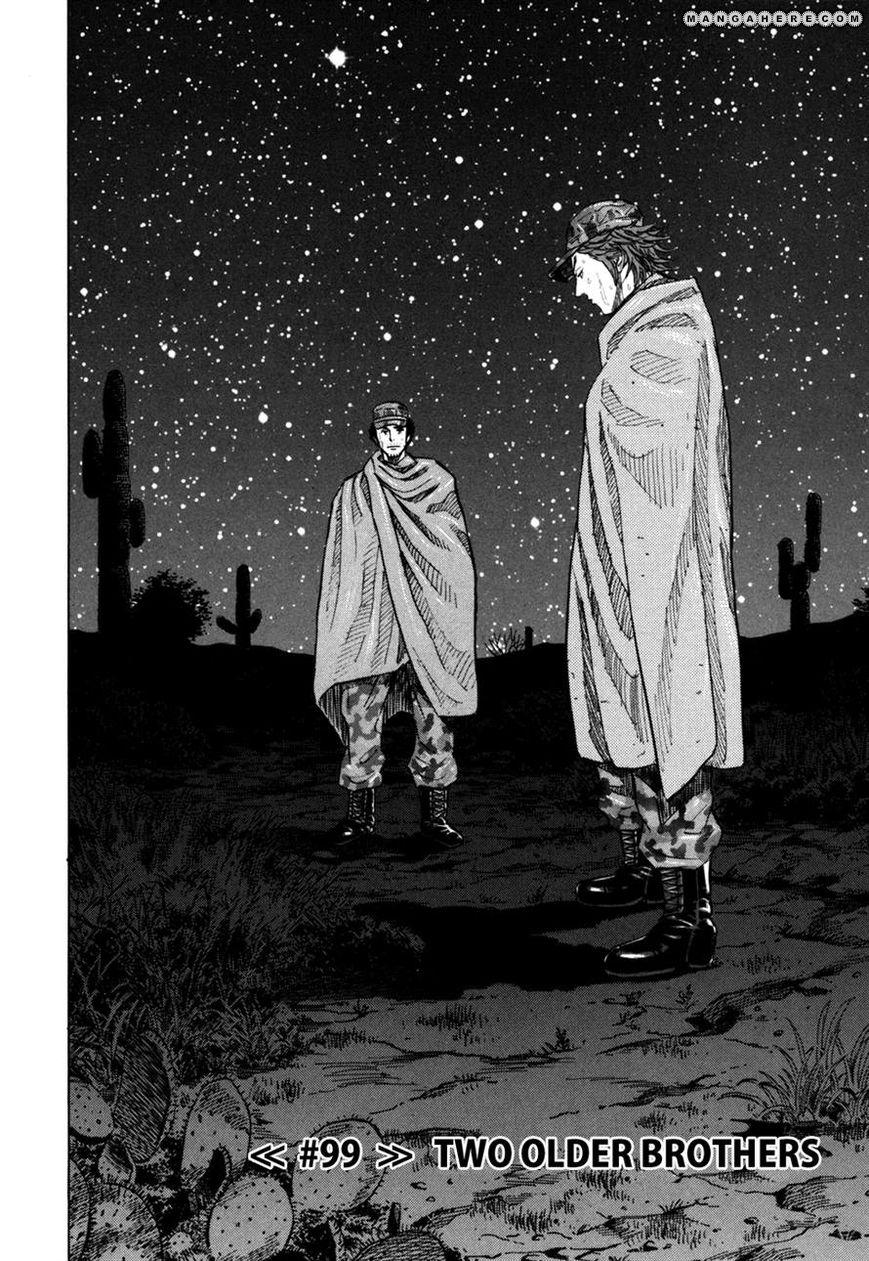 Uchuu Kyoudai 99 Page 2