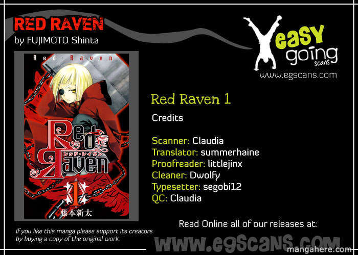 Red Raven 1 Page 2