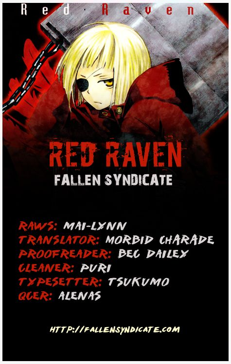 Red Raven 11 Page 2