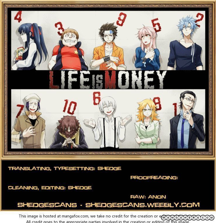 Life Is Money 4 Page 1