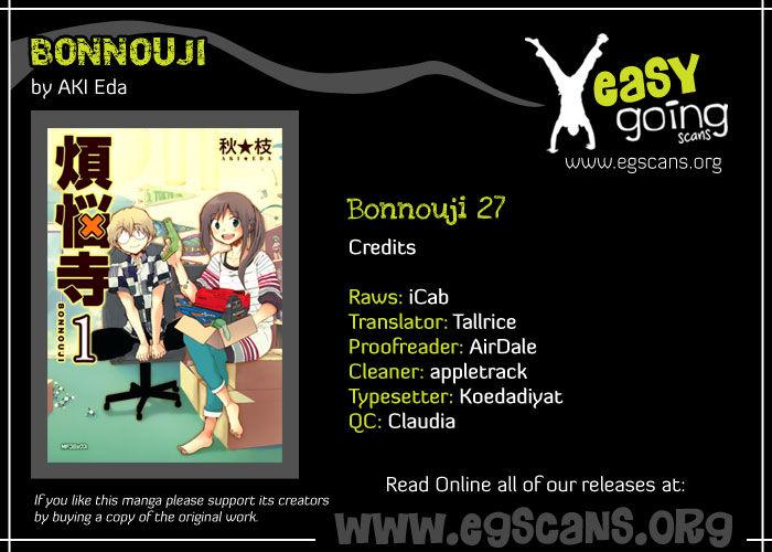 Bonnouji 27 Page 1