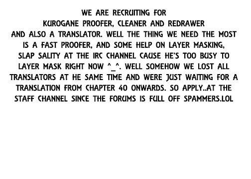 Kurogane (KEZAWA Haruto) 39 Page 2
