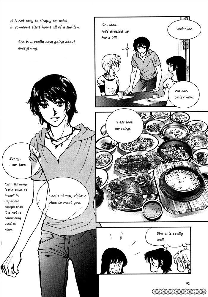 Seol Hui 6 Page 1