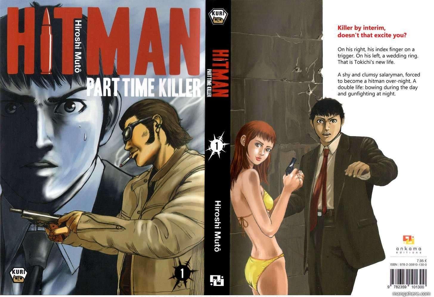 Kyou Kara Hitman 1 Page 2