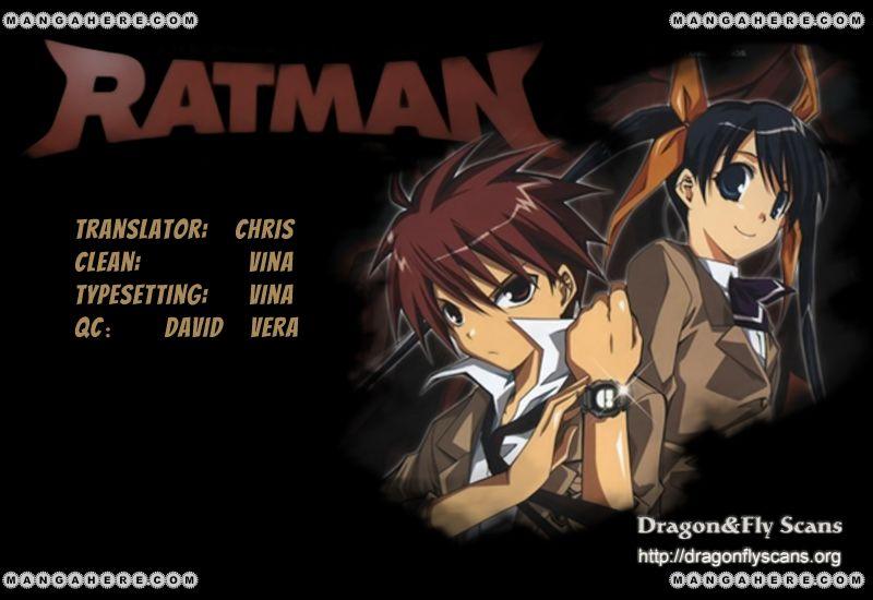 Ratman 33 Page 1