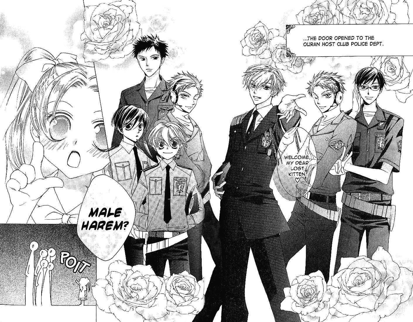 Ouran High School Host Club 21 Page 3