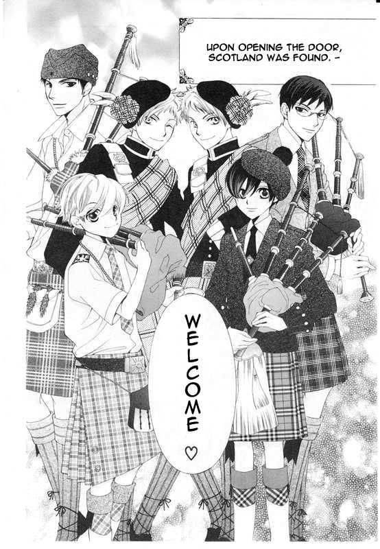 Ouran High School Host Club 50 Page 3