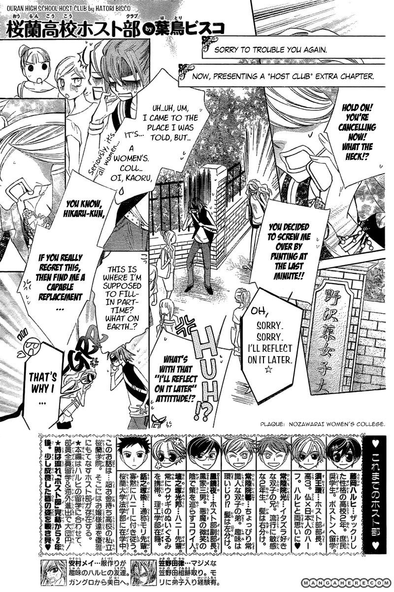 Ouran High School Host Club 83.6 Page 2