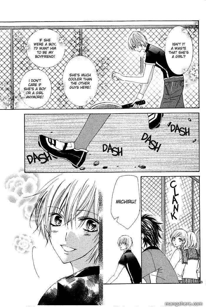 Boku No Suki Na Otokonoko 0 Page 3