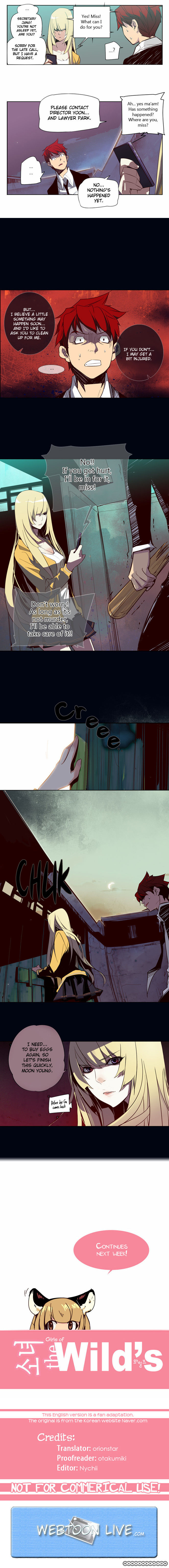 Girl the Wild's 26 Page 4