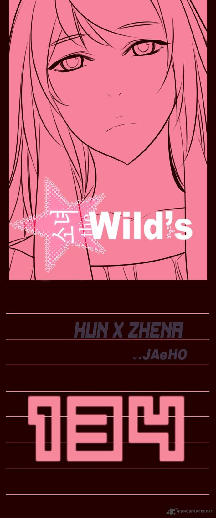 Girl the Wild's 134 Page 1